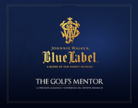 Johnnie Walker Blue Label Golf