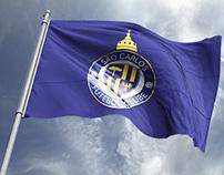 São Carlos Futebol Clube Rebrand