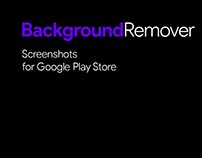 Background Remover App Playstore Screenshots