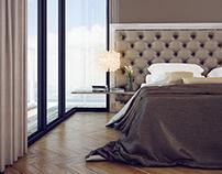 Condominium Interior Rendering