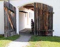 Great Wooden Doors