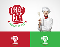 Chef do Rua - Restaurante