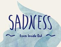 画画sadness