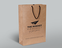 The Rokket Project - Corporate Identity