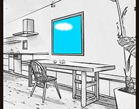 Ilustración Digital, Storyboard.