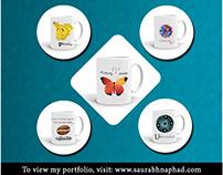 My Latest Mug Designs