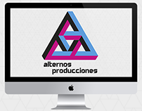 ALTERNOS PRODUCCIONES - Web Design