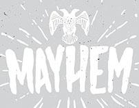 MAYHEM FONT