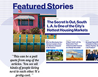 Featured Stories Web Page