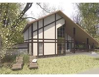 Eco house в п.Сокол
