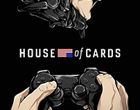 House of Cards Playing Cards