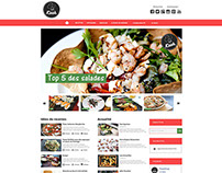 Icook - site web