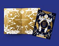 GOLDENER WESTEN X-Mas Card 2017