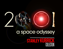 2001 a Space Odyssey, póster alternativo.