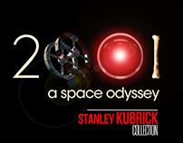 2001 a Space Odyssey, póster alternativo.