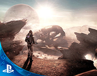 Farpoint Key Art • Sony PlayStation