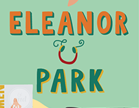 Eleanor and Park | Reimagined Book Cover