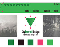 Project #2: Web Banner (Variant 2)