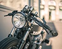 Honda CB 750 Four Custom