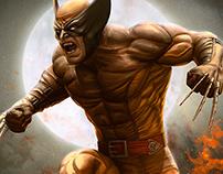 Brown Wolverine