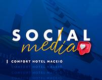 Social Media - Comfort Hotel Maceió