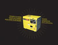 Power Generator - Apiguana