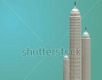 stock-vector-american-skyscraper-99609605