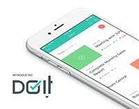 DOIT - IOS task manager app