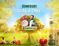 Somersby #alwayschill