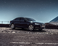 Audi A4 for Audi Canarias