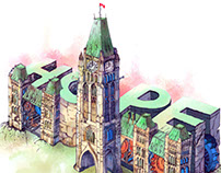 Globe & Mail October Edition