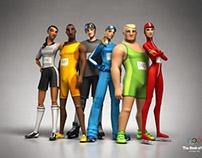 IOC Olympics Spot