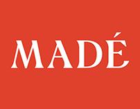 MADÉ — Brand Identity