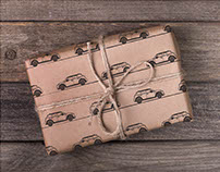 MINI - Gift Wrapping Paper