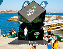 Carlsberg Nox - Festival Stand