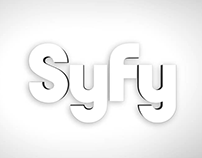 Channel Branding Project - Syfy