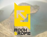 Rock'n'rope JT branding