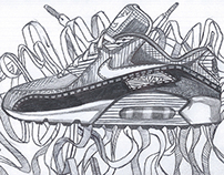 Air Max 90s sneakers
