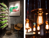 g+ The Urban Harvest in Xujiahui - Atelier I-N-D-J