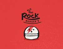 The Rock Burger's
