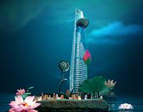 Bitexco Lotus tower