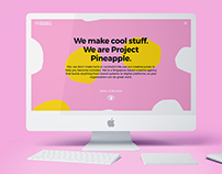 Project Pineapple – Website