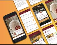 Bengawan Solo Coffee Membership App