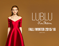 Lublu Kira Plastinina Fall/Winter 2015/16