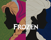 Movie Poster - Frozen