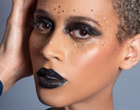 Isis King for Ellements magazine