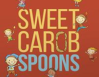 Sweet Carob Spoons