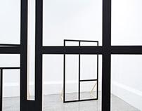 Casa, Estudio, Calle, Barrio exhibition. Centro Centro.