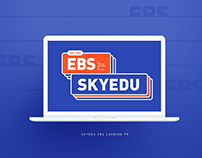 SKYEDU 국어,영어 EBS Page