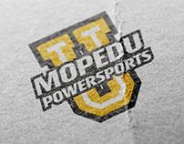 MopedU Powersports Rebrand